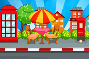 《逃出小镇餐厅2》游戏画面1