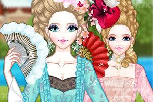 《贵族美女》游戏画面1