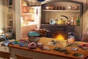 《收拾屋子》游戏画面1