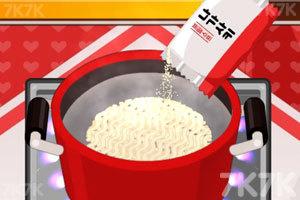 《阿sue的味增拉面》游戏画面2