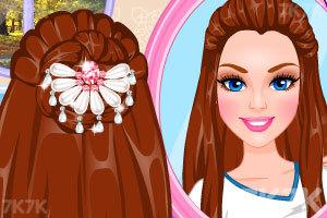《春季美美发型》游戏画面1