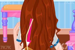 《春季美美发型》游戏画面3