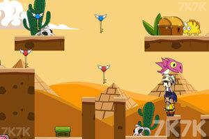 《沙漠兄弟》游戏画面2