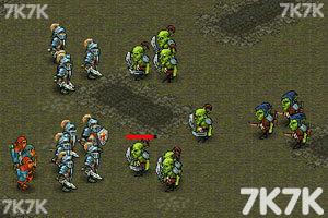 《皇家的英雄中文版》游戏画面2