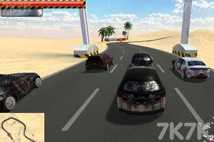 《热砂竞赛》游戏画面1