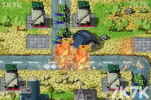 《坦克防御大战无敌版》游戏画面5