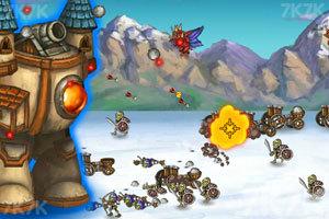 《移动的城堡》游戏画面3