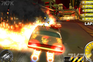 《暴力飙车》游戏画面1