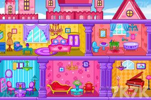 《甜蜜公主房2》游戏画面1