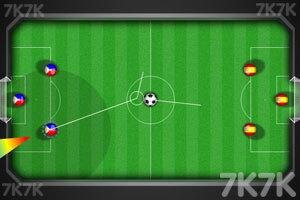 《澳式桌上足球》游戏画面1