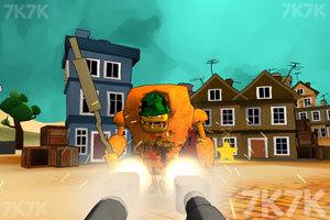 《丹尼的战争》游戏画面5