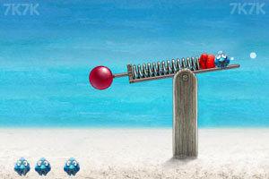 《愤怒的弹球鸟》游戏画面3