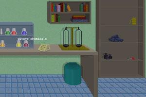 《生化危机逃脱》游戏画面1