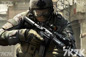 《反恐特战部队无敌版》游戏画面1