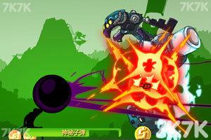 《邪恶力量中文无敌版》游戏画面1