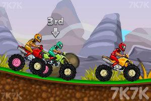 《越野车大挑战》游戏画面2