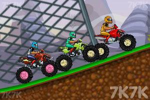 《越野车大挑战》游戏画面4