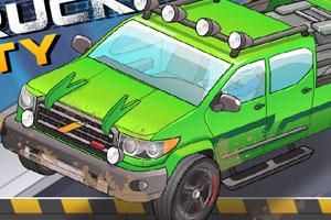 《城市卡车大挑战》游戏画面1