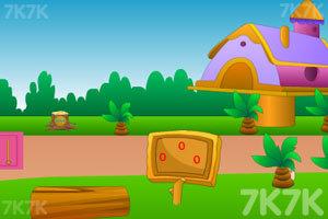 《逃离村庄花园》游戏画面2