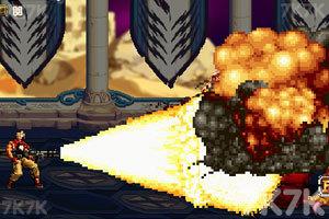 《愤怒的弹头大乱斗》游戏画面2