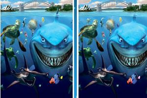 《海底总动员找不同》游戏画面1