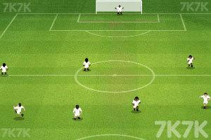 《2016欧洲杯》游戏画面4