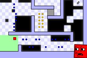 《世界上最难的游戏4》游戏画面1