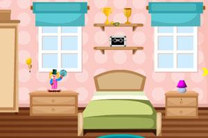《钻石小屋逃脱》游戏画面1