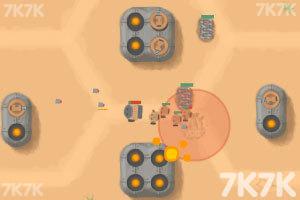 《机器堡垒防御战无敌版》游戏画面3