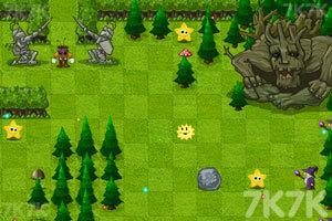 《树精和巫师》游戏画面5
