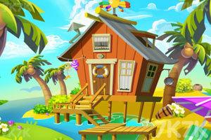 《帮男孩逃离梦幻岛》游戏画面2