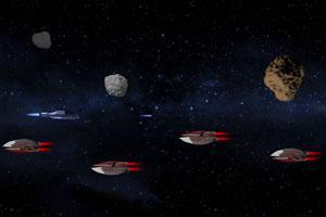 《太空船大作战》游戏画面1