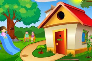 《救援可爱小女孩》游戏画面1