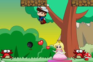 《王子守护公主》游戏画面1