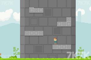 《勇攀高塔》游戏画面1