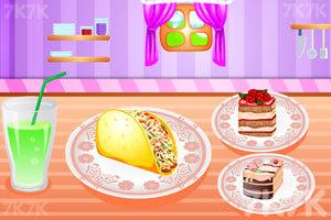 《迷你玉米饼》游戏画面1