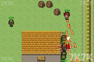 《城镇丧尸危机》游戏画面3