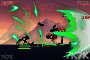 《火柴人联盟1.1无敌版》游戏画面2