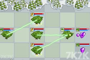 《外星植物大战中文版》游戏画面2