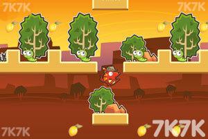 《袋鼠兄弟无敌版》游戏画面3