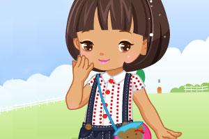 《野餐装扮》游戏画面1