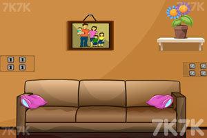 《逃出乡村的房子》游戏画面2