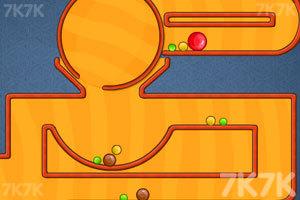 《吃货吃糖豆4》游戏画面2