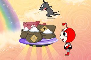 《星际小蚂蚁保卫粮食》游戏画面1