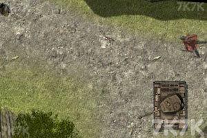 《坦克风暴4》游戏画面3