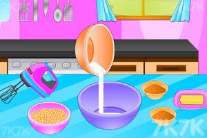 《烹饪三浆果脆》游戏画面2