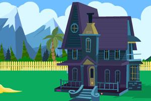 《救助村庄老人》游戏画面1