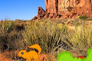 《加利福尼亚沙漠逃脱》游戏画面1