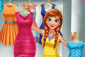 安娜时装节