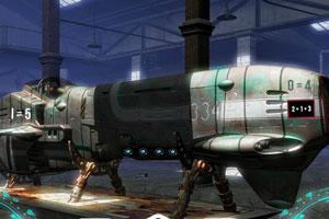 逃离外星人太空站